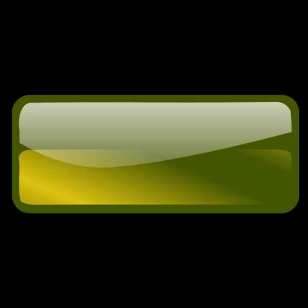 Orange Rectangle Button PNG Clip art