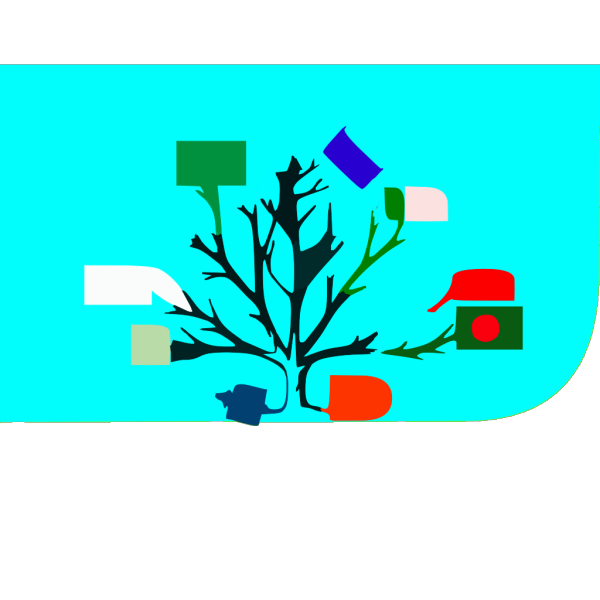 Planted Tree PNG Clip art