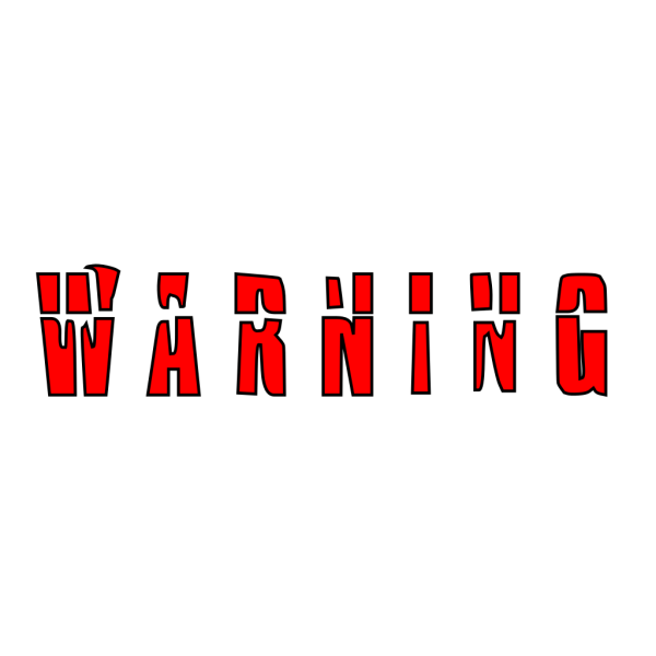 Warning Pattern PNG Clip art