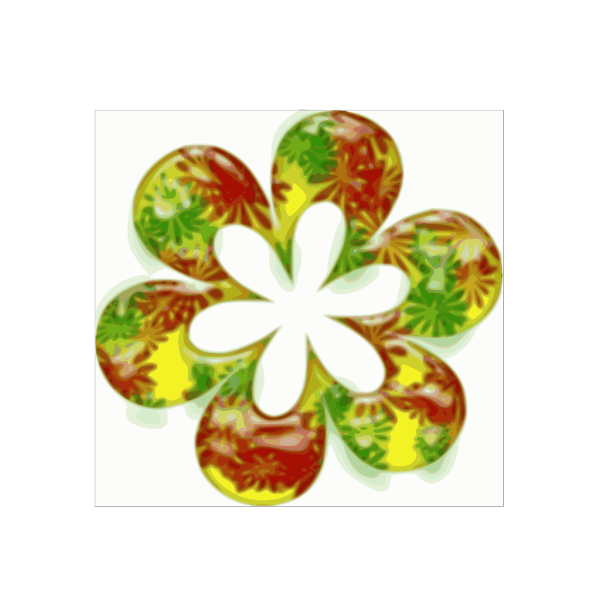 Decorative Flower PNG Clip art