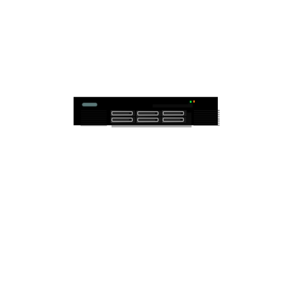 Generic Rackmount Server PNG images