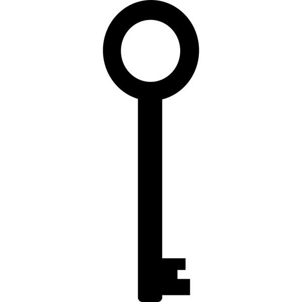 Key PNG Clip art
