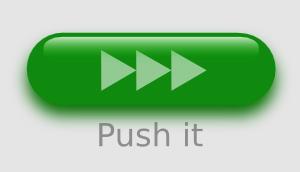 Aqua Button Tube Green PNG Clip art
