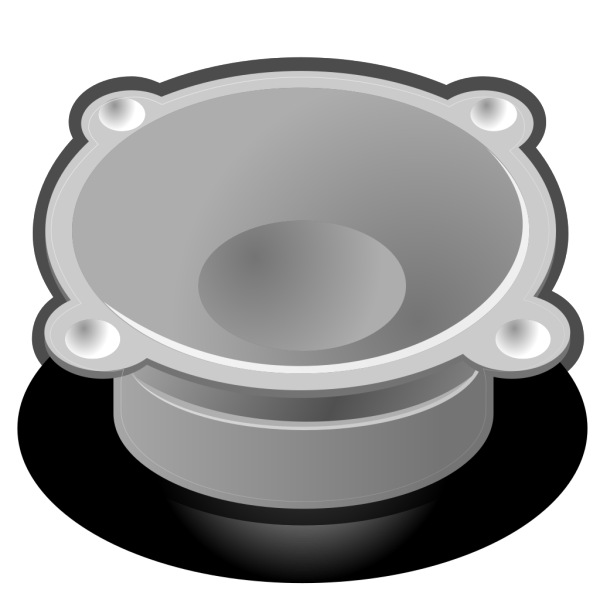 Audio Speaker PNG Clip art