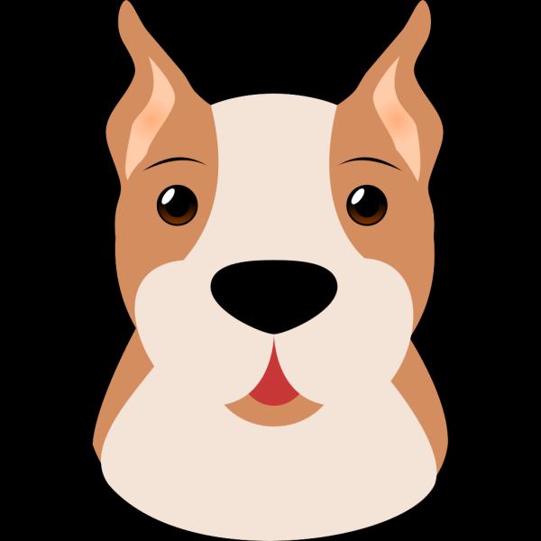 Dog Blue PNG Clip art