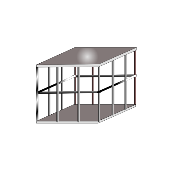 Metal Cage PNG images