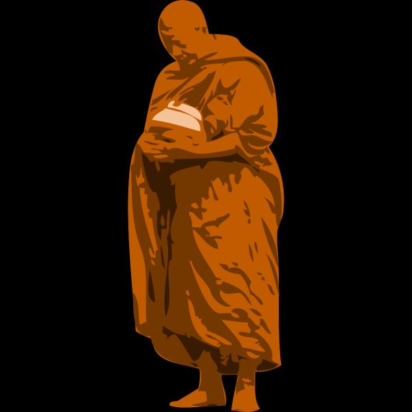 Buddhist Monk PNG Clip art