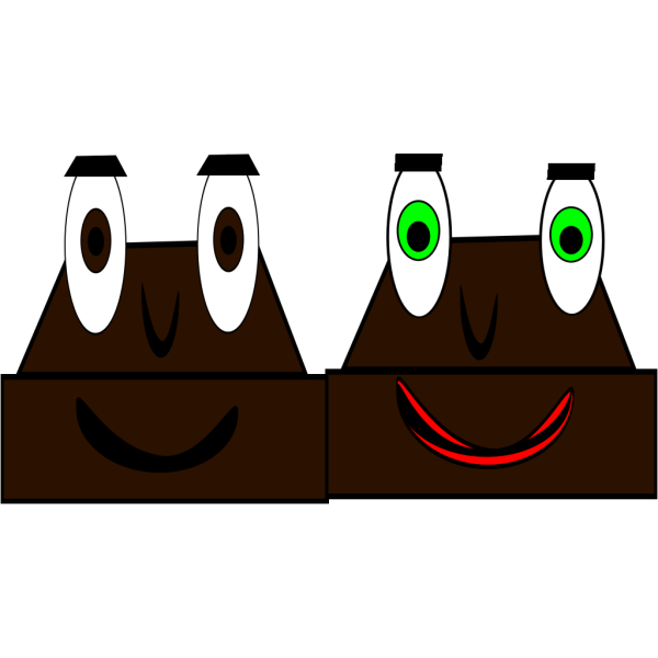 Mr & Mrs Chocolate PNG images