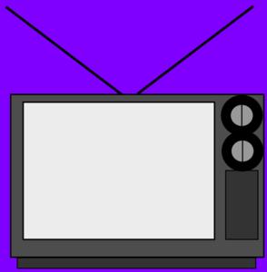 Old Tv PNG Clip art