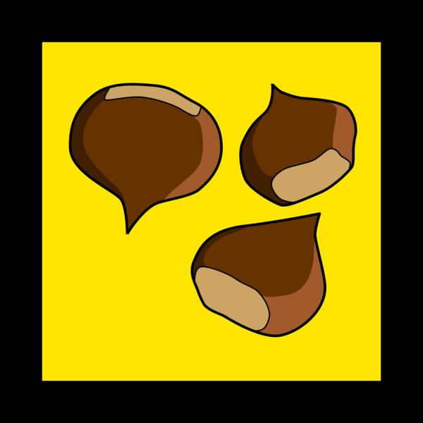 Chestnuts PNG Clip art