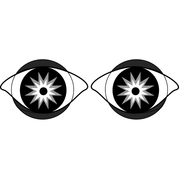 Devil Eyes PNG Clip art