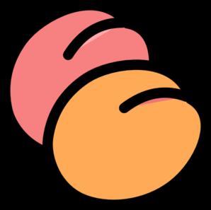 Plump Ninja PNG Clip art