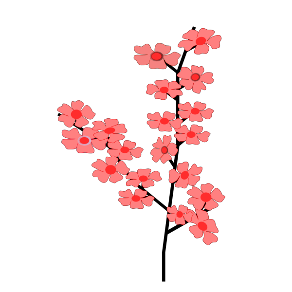 Flowers Sakura PNG Clip art