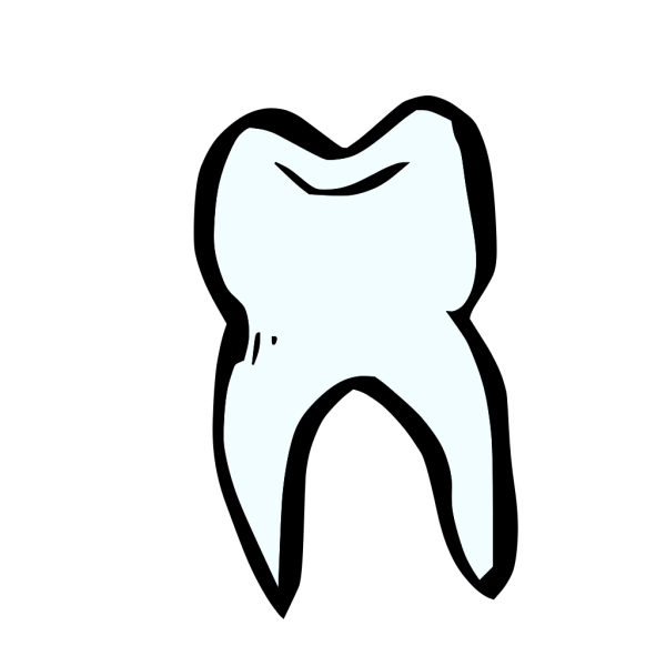 Dental Tooth Button PNG Clip art