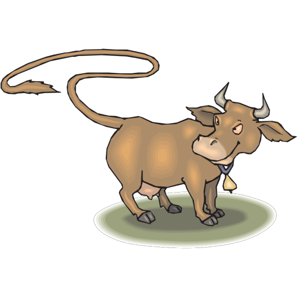 Evil Cow PNG images