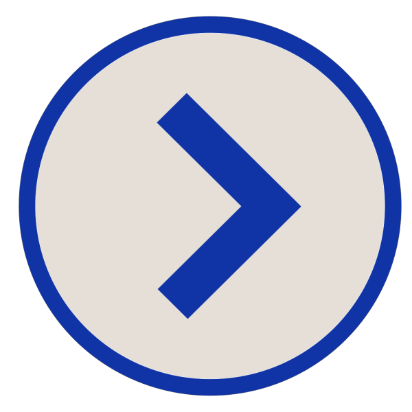 Icon Next Blue & Light Braun PNG Clip art