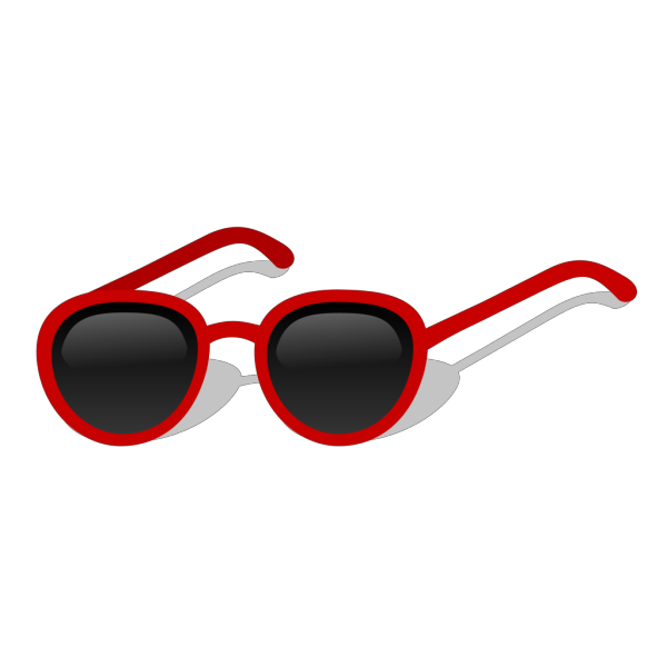 Eye Glasses Button PNG Clip art