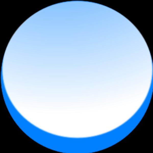 Ball Blue PNG Clip art