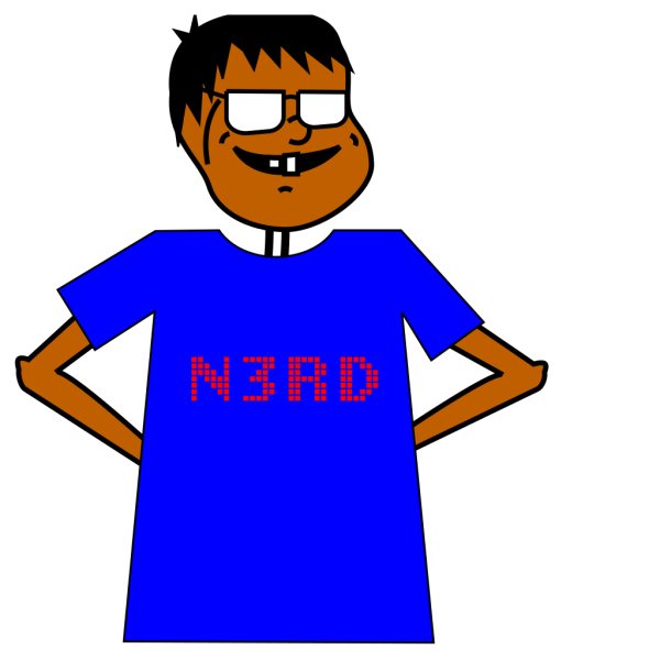 Nerd PNG images