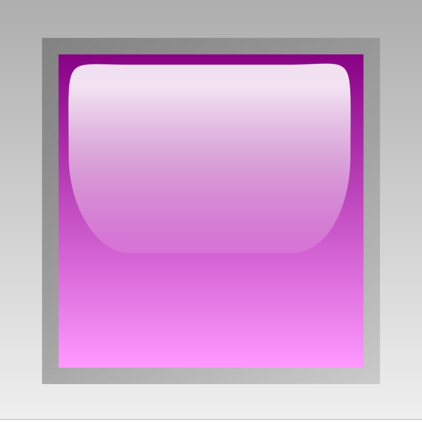 Led Square Purpe PNG Clip art