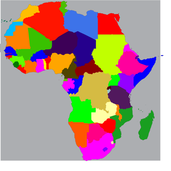 Africa-text PNG images