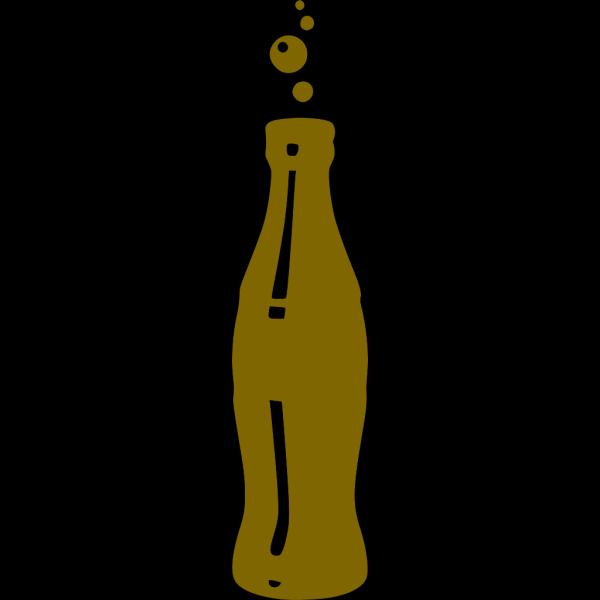 Soda Bottle PNG Clip art