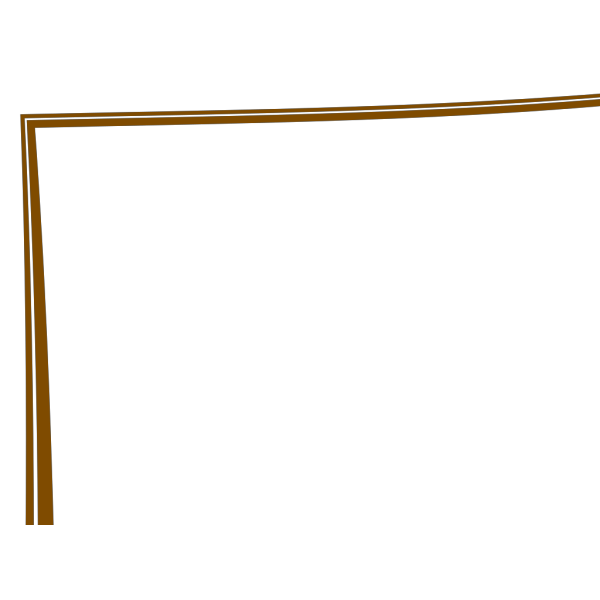 Brown Frame PNG icon