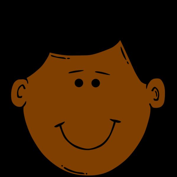 Brown Man PNG Clip art