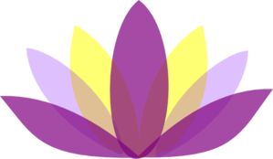 White Lotus Flower PNG icons