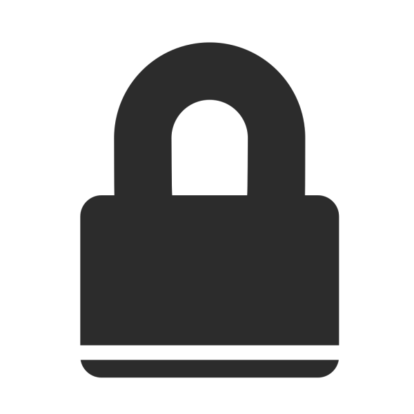 Padlock Icon PNG images