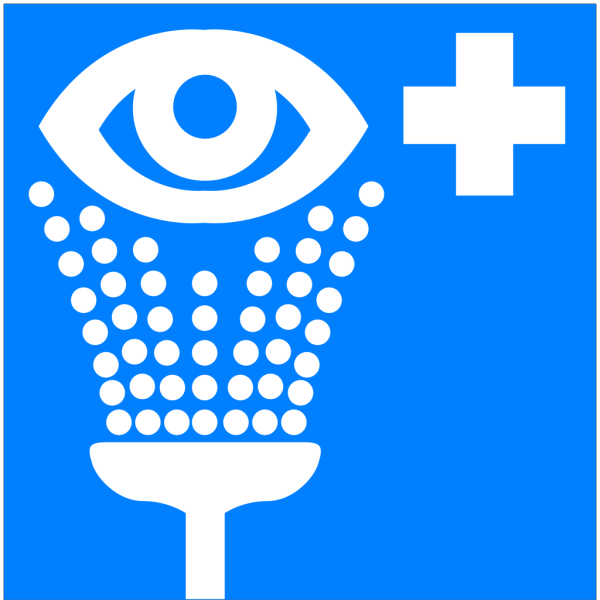 Eye Wash - Blue PNG Clip art