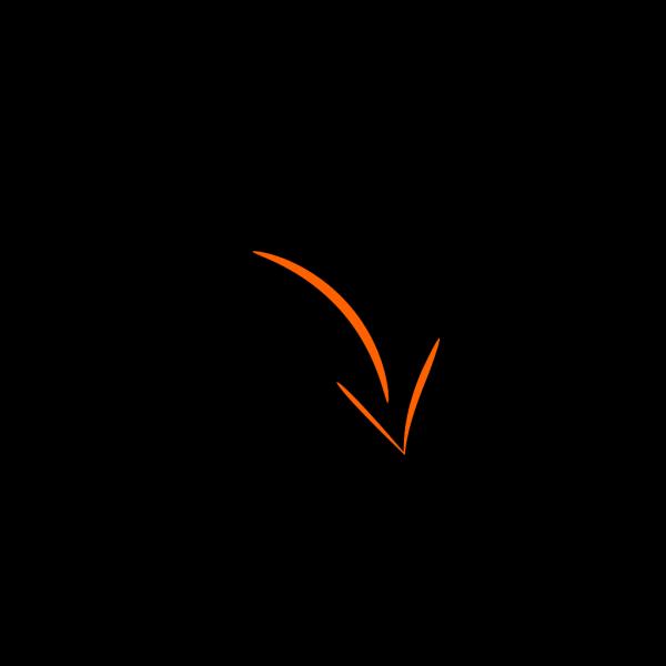 Blue Arrow Left PNG Clip art