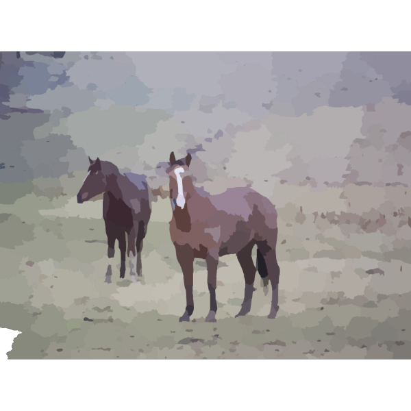 Horses PNG icon