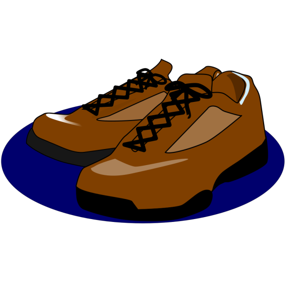 Brown Shoes PNG images