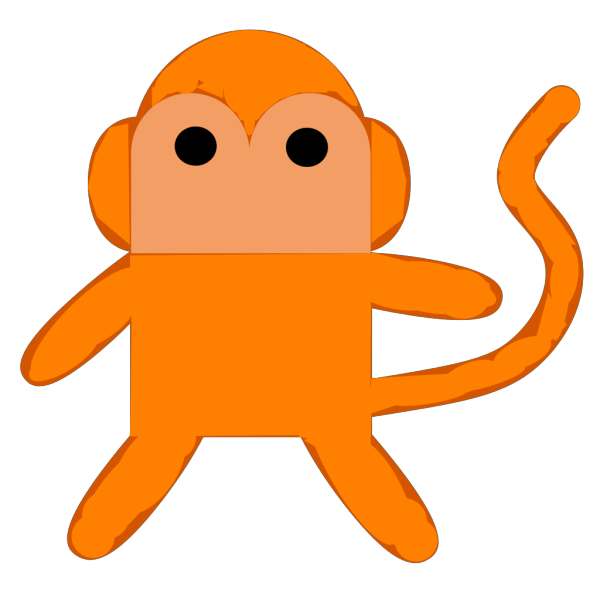 Monkey PNG Clip art