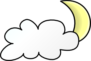 Weather Cloudy PNG Clip art
