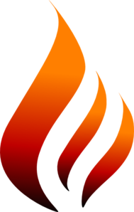 Flame Design Clip art