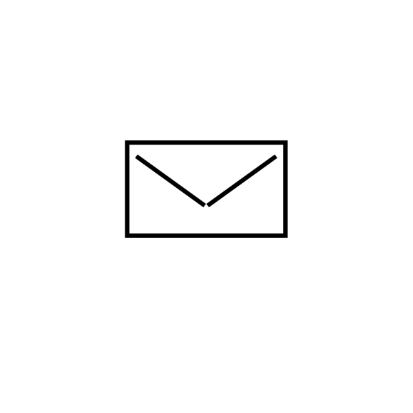 Sealed Envelope PNG images