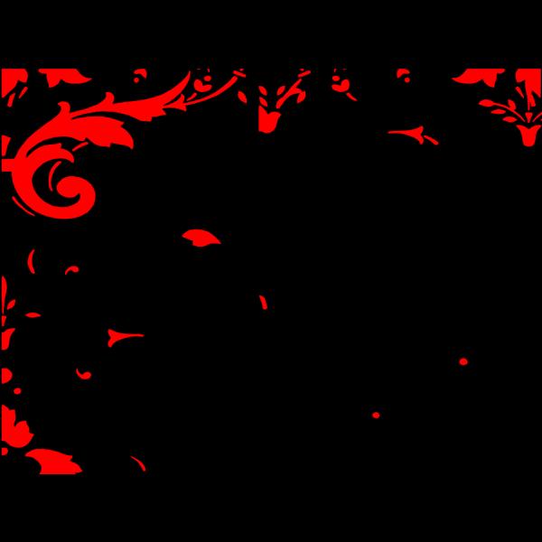 Damask Pattern PNG images