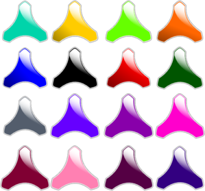 Gloss Buttons PNG icon