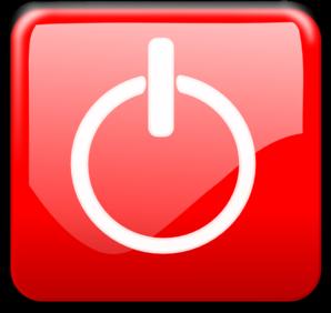 Shutdown Button PNG Clip art