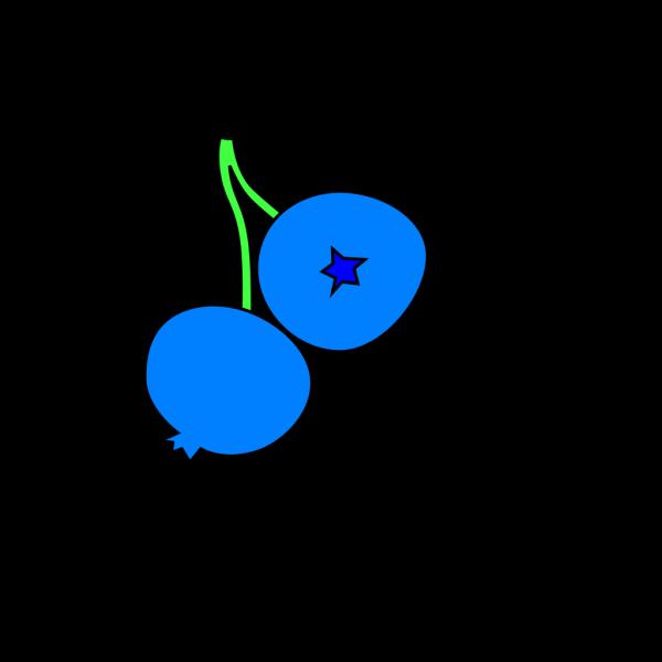 Blueberries PNG Clip art