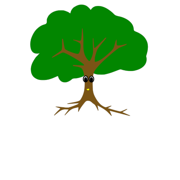 Brown Tree Icon PNG Clip art