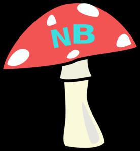 Red Top Mushroom Brown PNG icons