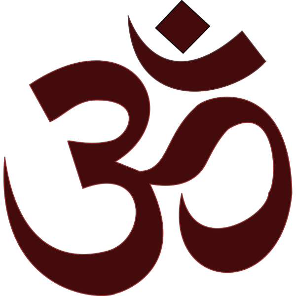 Yoga Om PNG icons