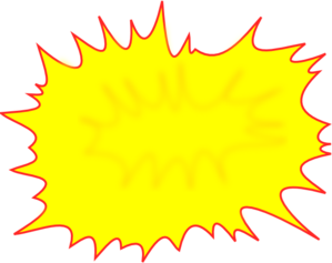 Flower Burst PNG Clip art