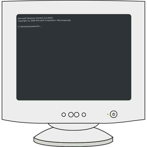 Computer Screen PNG image