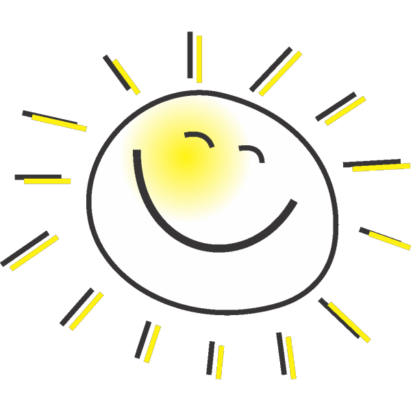 Cartoon Sun PNG Clip art