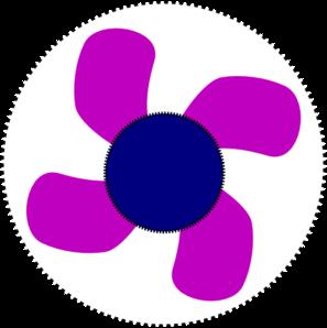 Ceiling Fan Outline PNG images