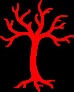Dark Blue Tree PNG Clip art